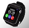Детские умные смарт часы-телефон с GPS Baby Smart Watch V7 / Часы-телефон, фото 6