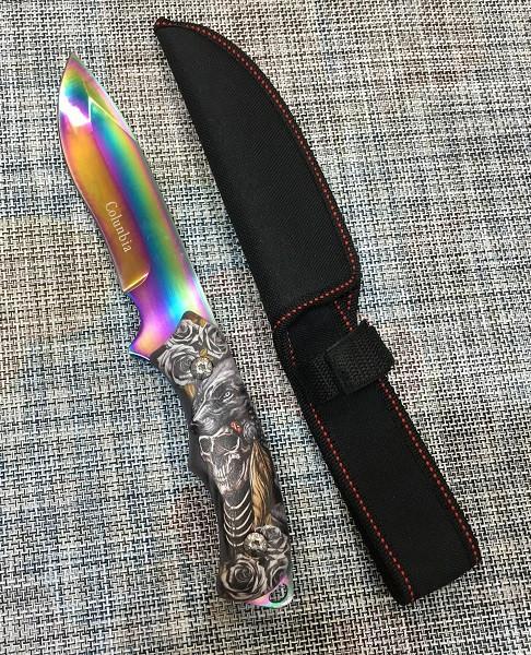 Охотничий нож Colunbia 27см / 925