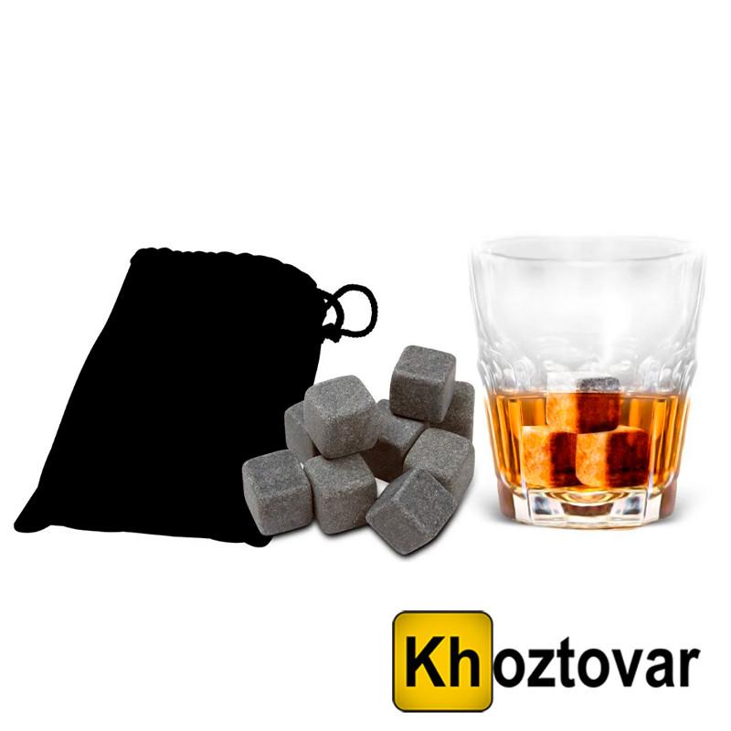 Камни для виски | Многоразовый лед | Whisky Stones