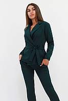S, M, L, XL | Молодіжний жіночий костюм Astrid, темно-зелений