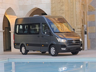 Микроавтобус пассажирский Hyundai H350