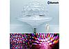 Світлодіодний дискошар в патрон LED UFO Bluetooth Crystal Magic Ball E27, фото 5