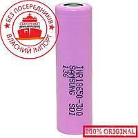 Аккумулятор Li-ion Samsung 18650 30Q 3000 mAh (15А)