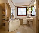 "Ванна с панелью и каркасом ""Palermo"" L/R (150х70) белая, фото 4"