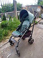Прогулочная коляска-трость Chicco Lite Way б/у