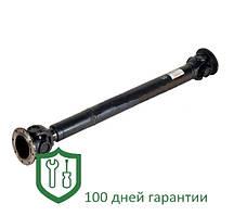 Вал карданный УРАЛ 375, 4320 среднего моста Lmin 1262мм фланец под 8 отверст. (пр-во Украина)