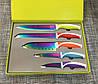 Набір кухонних ножів Messer-Set Titanium 5шт / АХ54/24, фото 2