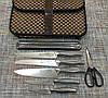 Набір кухонних ножів Muller - 7 предметів / ХЕ-720, фото 3