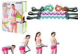 Масажер-стрічка роликовий Massage Rope