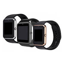 Smart часы GT08 + камера, black, фото 2
