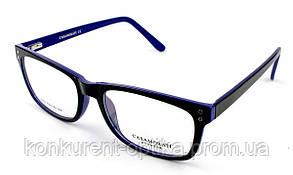 Мужские пластиковые очки в роговой оправе Casamorati 3615