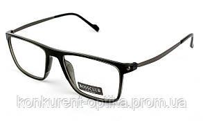Мужские пластиковые брендовые очки в роговой оправе Bossclub 8816