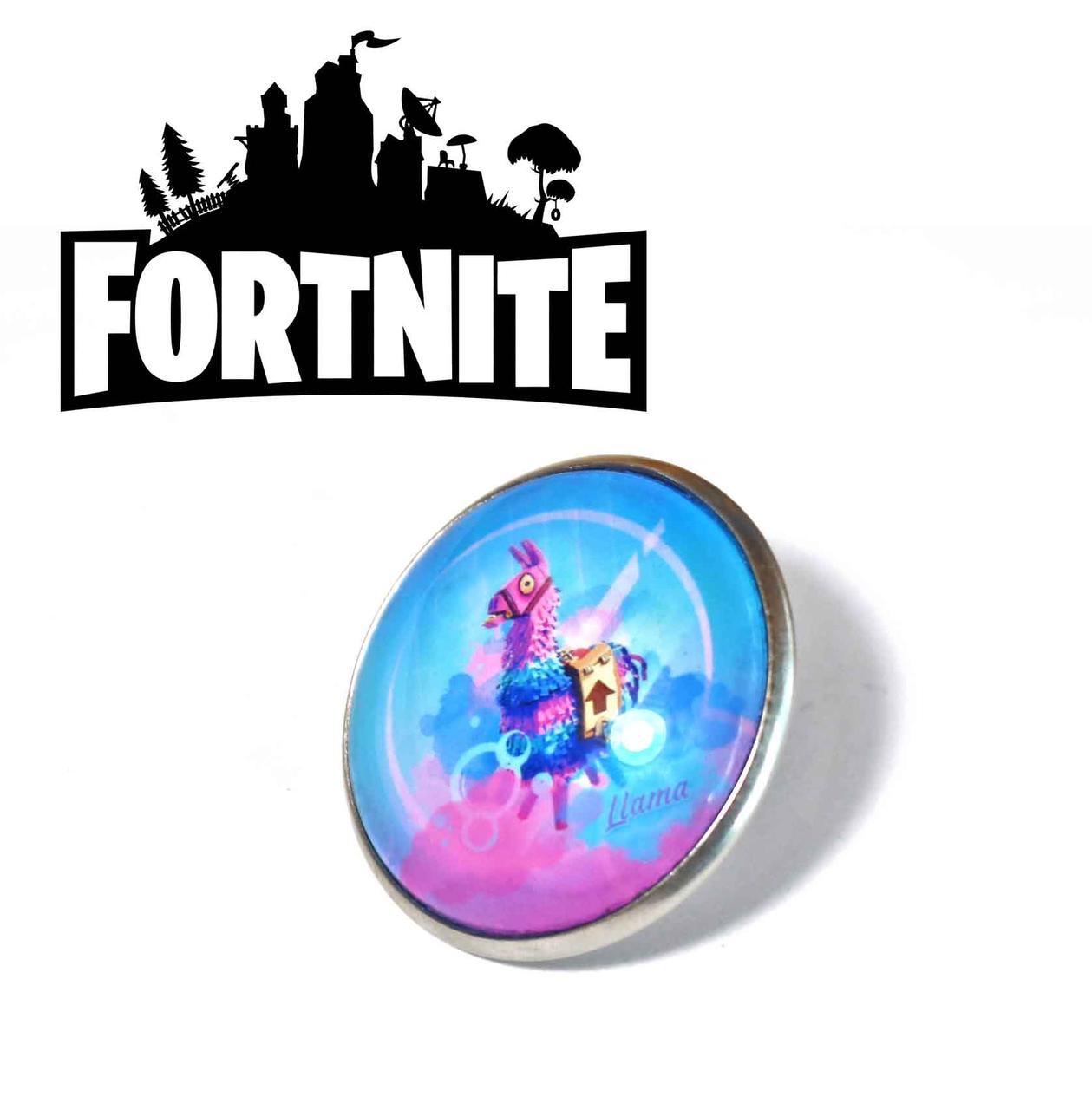 Значок Fortnite с ламой