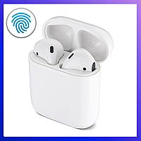 Беспроводные наушники i270 с микрофоном и сенсорным управлением, беспроводная гарнитура, Bluetooth
