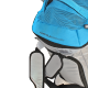 TREC TEAM TRAINING BAG 007 GRAY-BLUE S 42L, фото 2
