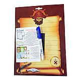 Доска для надписей, картонная сухостираемая, А4 (дизайны для детей), фото 4
