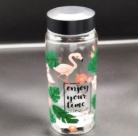 """Пляшка для води """"Enjey"""" 500мл"""