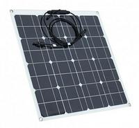 Полугибкий солнечный фотогальванический модуль Altek ALT FLX-50