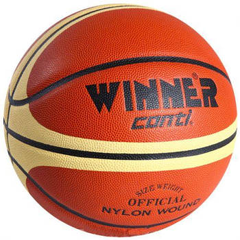 Мяч баскетбольный Winner Champion Conti Colour 7