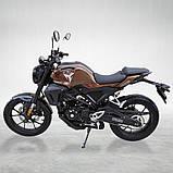 Дорожный мотоцикл Kovi VERTA, фото 5