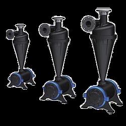 Гидроциклон - система очистки воды от песка