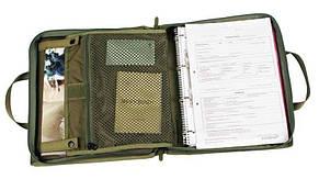 Сумка для документів Tasmanian Tiger File Server A4 MC Multicam, фото 2