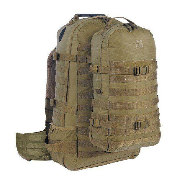 Тактичний рюкзак Tasmanian Tiger Scout Pack Khaki