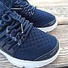 Темно-сині шкарпетки дитячі кросівки на шнурках літні сітка текстиль nike air presto дитячі літні кросівки, фото 4