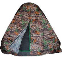 Летняя палатка с дном (АВТОМАТ) 2,50Х2,50