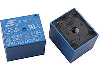 Реле SRD-05VDC-SL-C Songle 10A