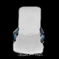 Чехол на офисное кресло Солодкий Сон Белый