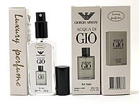 Чоловічий тестер Giorgio Armani Acqua Di Gio Luxury Perfume (Аква Ді Джіо) 65 мл