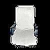 Чехол на офисное кресло Солодкий Сон Молочный