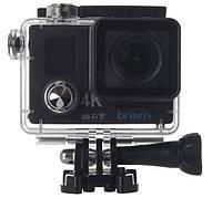 Экшн-камера BRAVIS A5 Черная (6284939)