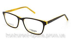 Іміджеві рогові окуляри для чоловіків Corrado 83613