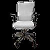 Чехол для офисного кресла Солодкий Сон Светло-Серый