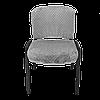 Чехол на офисный стул Солодкий Сон Светло-Серый