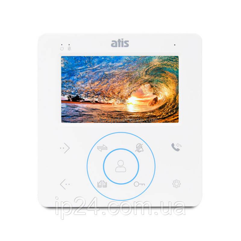 ATIS AD-480 W бюджетный сенсорный домофон