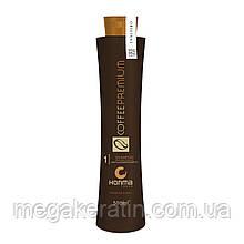 Шампунь глибокого очищення Coffee Premium (Кави Преміум) Honma Tokyo 500мл
