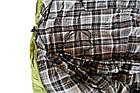 Спальный мешок Tramp Kingwood Regular TRS-053R. Туристический спальник. спальник кокон, фото 10