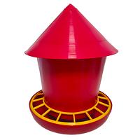 Кормушка для домашней птицы КП-1, 5 л