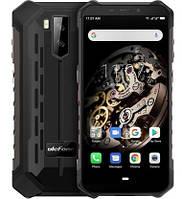 Смартфон Ulefone Armor X5 IP68 3/32Gb Black