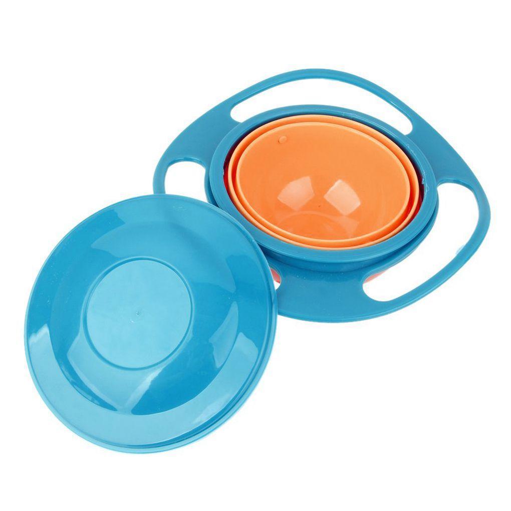 Детская тарелка непроливайка Universal Gyro Bowl 1235
