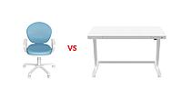 Ергономічні стільці VS стоячі столи