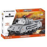 Конструктор Cobi World Of Tanks Mauerbrecher, 875 деталей (COBI-3032)