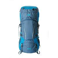 Туристичний рюкзак Sigurd 60 + 10 синій