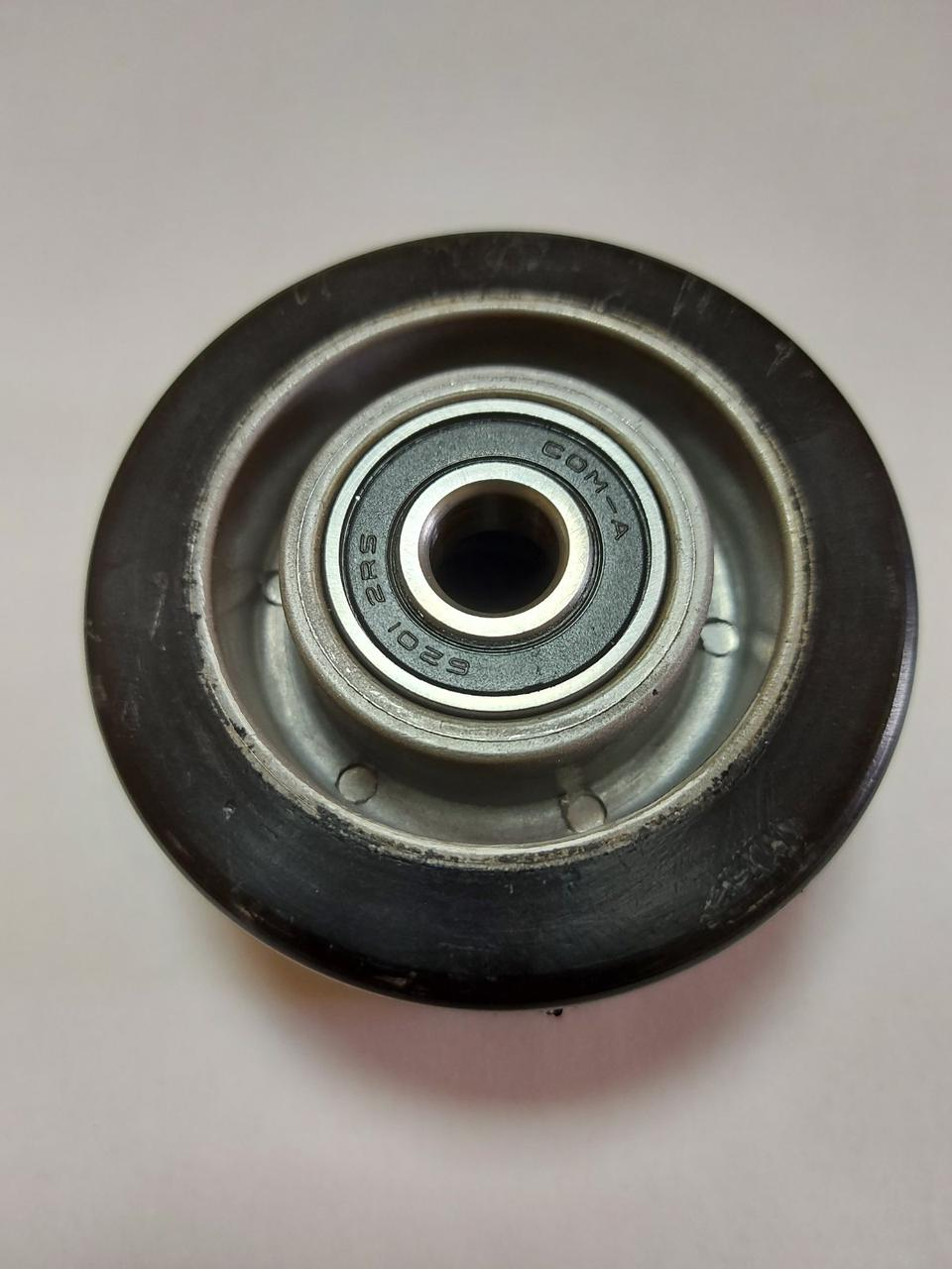 Колесо без кронштейна с шариковым подшипником серия 17-080х38-В