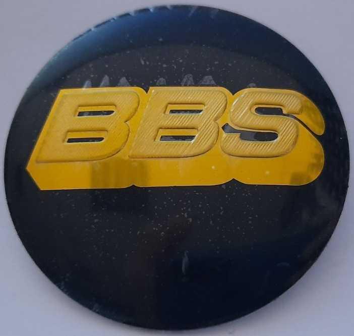 Наклейка BBS 65мм