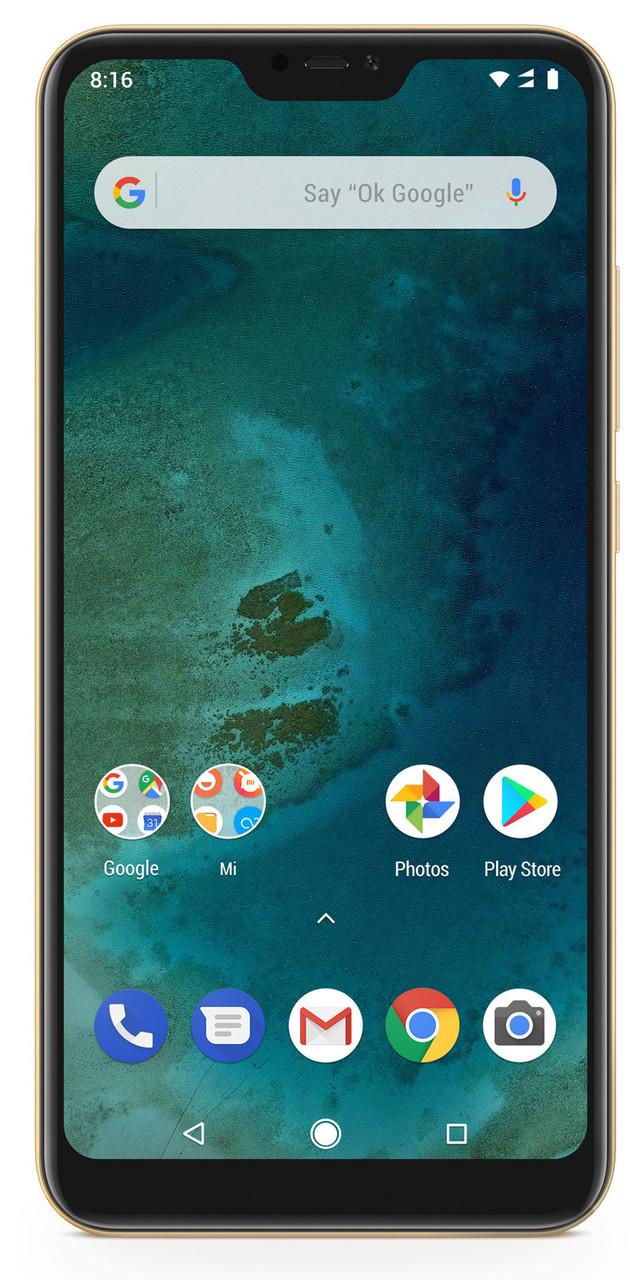 Xiaomi Mi A2 Lite 3/32GB Gold Grade C