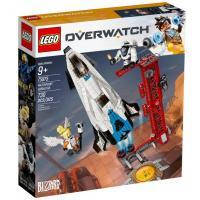 Конструктор LEGO Overwatch Дозорный пункт: Гибралтар 730 деталей (75975)